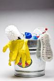 Fournitures de nettoyage — Photo