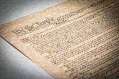 Constitution — Stock Photo