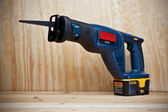 Cordless Reciprocating Saw — Stockfoto