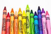 Crayons — Stock Photo