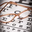 Eye Chart — Stock Photo #46629401