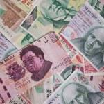Mexican Pesos — Stock Photo #46662315