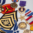 Military Medals — Stock Photo #46662355
