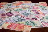 Mexican Pesos — Stock Photo