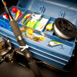 Fishing Gear — Stock Photo #47846149
