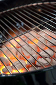 Grill — Stock Photo