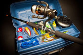 Fishing Gear — Stock Photo