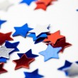 July 4th Confetti — Stock Photo #48108149