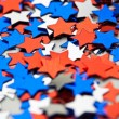 July 4th Confetti — Stock Photo #48108359