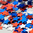 July 4th Confetti — Stock Photo #48108367