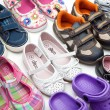 Kids Shoes — Stock Photo #48109785