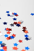 July 4th Confetti — Stock Photo