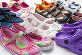 Kids Shoes — Stock Photo