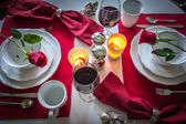 Romantic Dinner — Stockfoto