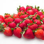 Strawberry Heart — Stock Photo #48568145