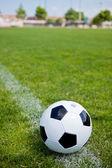 足球 — 图库照片