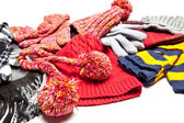 Winter Accessories — Stock Photo