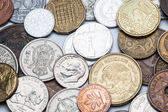 World Coins — Stock Photo