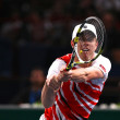 Sam Querry on the BNP Paribas Masters — Stock Photo #45833613
