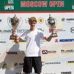 ������, ������: Winner Rublev