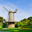 Dutch windmill — Stock Photo #41048443