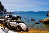 Lago tahoe — Foto Stock
