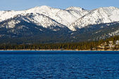 Lake tahoe — Stockfoto