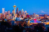 Seattle — Stock Photo
