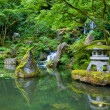 Portland Japanese Garden — Stock Photo #47765243