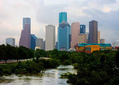 Houston Texas — Stock Photo