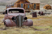 Bodie a ghost town — Stock Photo