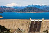 Shasta Dam — Stock Photo