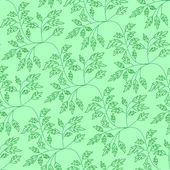 Abstract Elegance natural seamless pattern with leaf — Vecteur