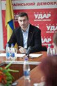 Ukrainian boxer Vitali Klitschko — Stock Photo