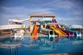 Aqua park — Stok fotoğraf