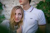 молодая пара — Стоковое фото