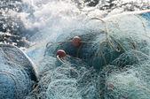 Rede de pesca — Foto Stock