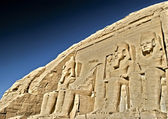 Abusimbel — Stock Photo
