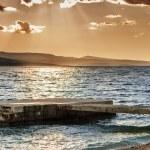 Beach Croatia — Stock Photo #46897973