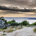 Beach Croatia — Stock Photo #47335593