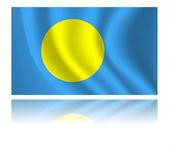 Vlajka země — Stock vektor