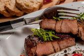 Neck steak — Stock Photo