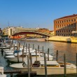 Stock Photo: Venice architecture and boats