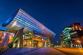 Lowry Theatre Salfrod Quays — Stock Photo