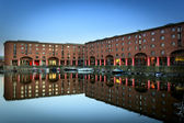 Liverpool Albert docks — Stock Photo