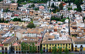 Analucian village Spain — Stock Photo
