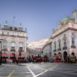 Piccadilly circus London — Stock Photo #42724795