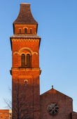 St Peters Church Ancoat Manchester — Stock Photo
