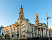 Leeds Civic Hall — Stock Photo