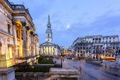 Trafalgar square — Stock Photo